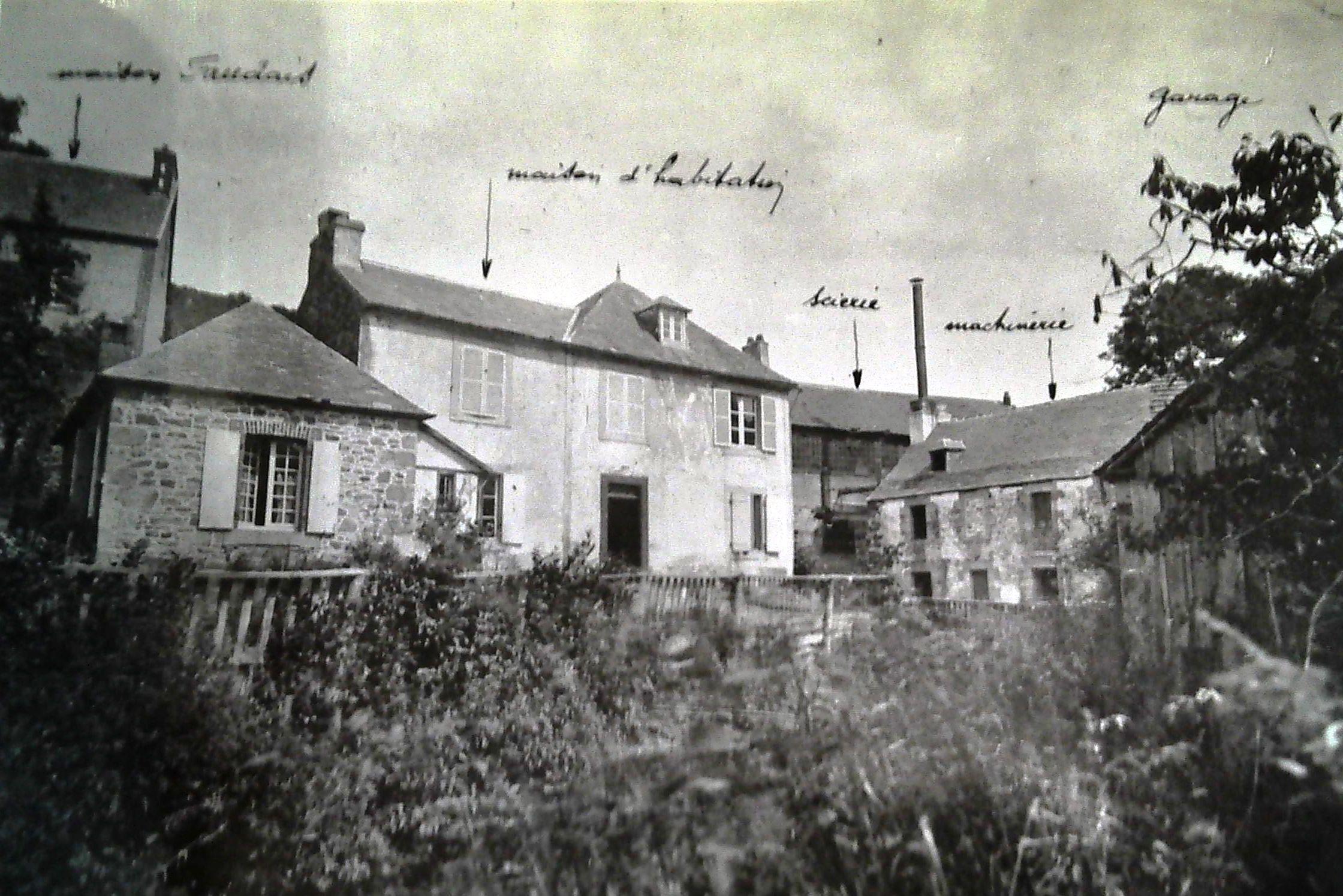 100 album terrassement fouilles la maison bienvenue - Fabriquer album photo maison ...
